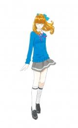 クララ・ゼーゼマン=ハイジと同じ女子校に通う高校1年生。容姿端麗で才色兼備。読者モデルとしても活躍している