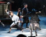 舞台『ONWARD presents 劇団☆新感線「髑髏城の七人」Season風 Produced by TBS』のプレスコールの模様 (C)ORICON NewS inc.