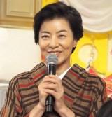 テレビ朝日『トットちゃん!』の制作発表会見に出席した八木亜希子 (C)ORICON NewS inc.