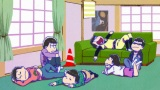 アニメ『おそ松さん』第2期、場面カット先行公開(C)赤塚不二夫/おそ松さん製作委員会
