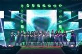 『Rakuten GirlsAward 2017 AUTUMN/WINTER』でパフォーマンスを披露した欅坂46(C)Rakuten GirlsAward 2017 AUTUMN/WINTER