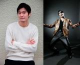 真島吾朗役の窪塚俊介