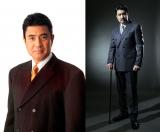 風間新太郎役の名高達男