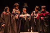 ムッシュ・モウソワール第2回来日公演作品『レッド・ジャケット』ゲネプロ