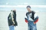 ミニアルバム『大海賊』でメジャーデビューを果たしたサイプレス上野とロベルト吉野