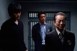 連続殺人容疑の大富豪役で中村俊介も出演(C)テレビ朝日