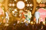 今年開催された『コカ・コーラ SUMMER STATION 音楽LIVE』のステージ(C)テレビ朝日