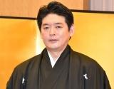 襲名披露記者会見に出席文楽人形遣い・吉田幸助 (C)ORICON NewS inc.