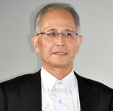 映画『関ヶ原』大ヒット記念イベントに出席した石田秀雄さん (C)ORICON NewS inc.