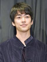 映画『望郷』初日舞台あいさつに登壇した大東駿介(C)ORICON NewS inc.