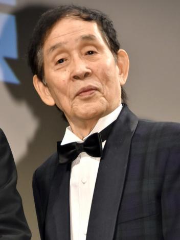 『第10回したまちコメディ映画祭in台東』で上映された萩本欽一のドキュメンタリー映画『We Love Television?』(11月3日公開) (C)ORICON NewS inc.