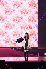 『Rakuten GirlsAward 2017 AUTUMN/WINTER』ランウェイに登場した乃木坂46・齋藤飛鳥 (C)ORICON NewS inc.