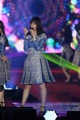 『Rakuten GirlsAward 2017 AUTUMN/WINTER』ライブパフォーマンスを披露した乃木坂46・西野七瀬 (C)ORICON NewS inc.