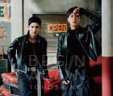 復帰記念アルバム『FINE COLLECTION〜Begin Again〜』のビジュアルを公開した東方神起=ALUBUM 3枚組(スマプラ対応)