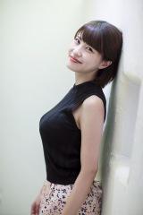 テレビ東京系土曜ドラマ24『フリンジマン〜愛人の作り方教えます〜』に出演する岸明日香(C)テレビ東京