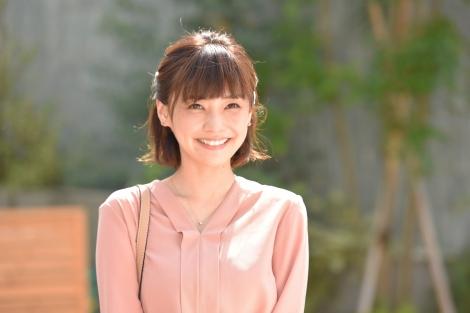 10月期・新水曜ドラマ『奥様は、取り扱い注意』の第1話にゲスト出演する倉科カナ (C)日本テレビ