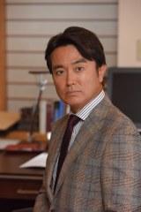 10月期・新水曜ドラマ『奥様は、取り扱い注意』に出演する石黒賢 (C)日本テレビ