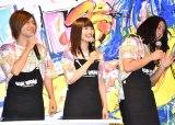 男女3人組バンド・ヤバイTシャツ屋さん (C)ORICON NewS inc.