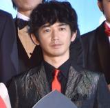 映画『ミックス。』完成記念イベントに出席した瑛太 (C)ORICON NewS inc.