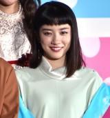 映画『ミックス。』完成記念イベントに出席した永野芽郁 (C)ORICON NewS inc.