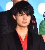 映画『ミックス。』完成記念イベントに出席した佐野勇斗 (C)ORICON NewS inc.