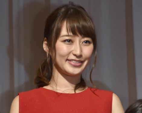 サムネイル 第2子女児出産を報告した枡田絵理奈アナウンサー(C)ORICON NewS inc.