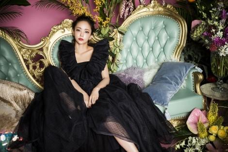 サムネイル 引退を発表した安室奈美恵
