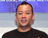 カプコン『マーベルVS.カプコン:インフィニット』完成披露会に出席したバイきんぐ・西村瑞樹 (C)ORICON NewS inc.