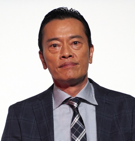 スペシャルドラマ『BORDER 贖罪』放送記念プレミアム上映会に出席した遠藤憲一 (C)ORICON NewS inc.