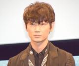 映画『亜人』の公開直前イベントに参加した綾野剛 (C)ORICON NewS inc.