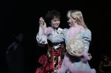 舞台『オーランドー』の公開フォトコールの模様