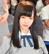 デビューシングル「僕は存在していなかった」発売記念ミニライブを開催した22/7の高辻麗 (C)ORICON NewS inc.