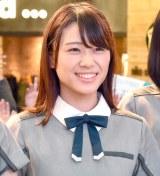 デビューシングル「僕は存在していなかった」発売記念ミニライブを開催した22/7の帆風千春 (C)ORICON NewS inc.