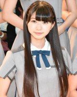 デビューシングル「僕は存在していなかった」発売記念ミニライブを開催した22/7の涼花萌 (C)ORICON NewS inc.