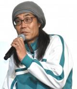 映画『あさひなぐ』初日舞台あいさつに出席した英勉監督 (C)ORICON NewS inc.
