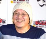 『週刊少年ジャンプ展』のレジェンドトークショーに参加した江口寿史氏 (C)ORICON NewS inc.