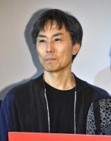 映画『ユリゴコロ』初日舞台あいさつに出席した熊澤尚人監督