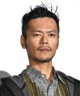 映画『仁光の受難』の初日舞台あいさつに出席した辻岡正人 (C)ORICON NewS inc.