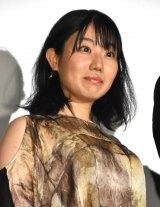 映画『仁光の受難』の初日舞台あいさつに出席した有元由妃乃 (C)ORICON NewS inc.
