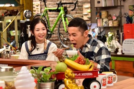 関根麻里が出演する23日放送の関西テレビ『おかべろ』 (C)関西テレビ