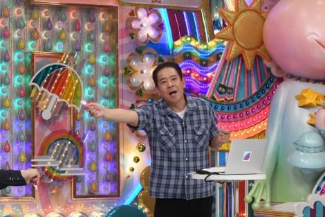 9月28日放送、『アメトーーク!』でプリキュア愛を語るFUJIWARA原西(C)テレビ朝日