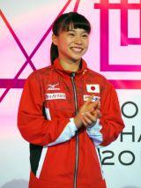 『世界体操カナダ・モントリオール2017』女子個人総合に出場する杉原愛子 (C)ORICON NewS inc.