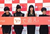 Yahoo!JAPAN『SILENT SIRENを追え。フォローキャンペーン記念LIVE』に出席したSILENT SIREN (C)ORICON NewS inc.