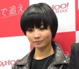 Yahoo!JAPAN『SILENT SIRENを追え。フォローキャンペーン記念LIVE』に出席したSILENT SIREN・あいにゃん (C)ORICON NewS inc.