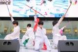 5枚目のシングル「YUME no MELODY/Dreamland」発売記念フリーライブを行ったMAG!C☆PRINCE