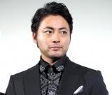 ガールズバンドyonigeのアルバムリード曲からショートムービーを作成した山田孝之=ショートフィルム『点』の上映会 (C)ORICON NewS inc.