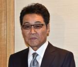 『日本作曲家協会 創立60周年記念パーティー』に出席した五木ひろし (C)ORICON NewS inc.