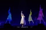 さまざまな演出でも魅了した(9月22日=東京・国際フォーラム ホールA)