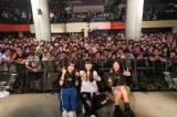 自身最大規模のワンマンライブを開催したJ☆Dee'Z(ジェイディーズ)