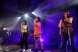 (左から)MOMOKA、Nono、ami